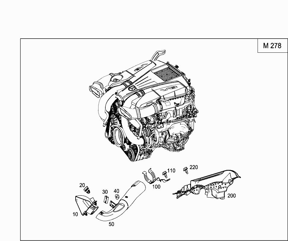 Каталог запчастей к Mercedes Benz Eclass C207 A207 Оригинальные запчасти Epc Tecdoc Mercua: Mercedes M278 Engine Diagram At Hrqsolutions.co