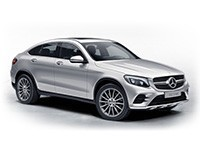 Mercedes Benz GLC Coupe (c253)